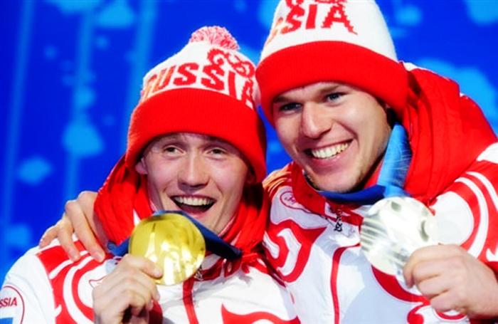 Никита Крюков и Александр Панжинский