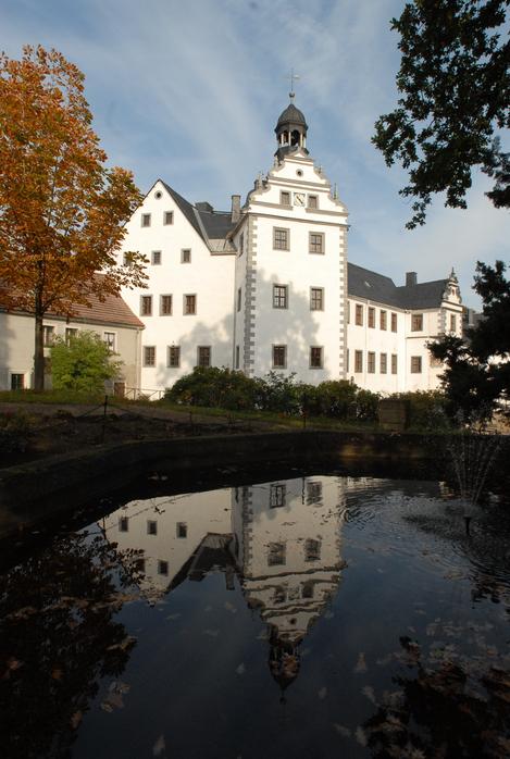 Замок Лауенштайн (нем. Schloss Lauenstein)-Erzgebierge,Sachsen 51585