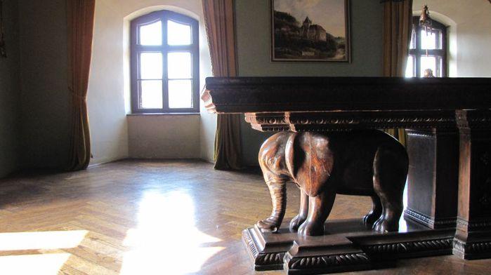 Замок Лауенштайн (нем. Schloss Lauenstein)-Erzgebierge,Sachsen 11487
