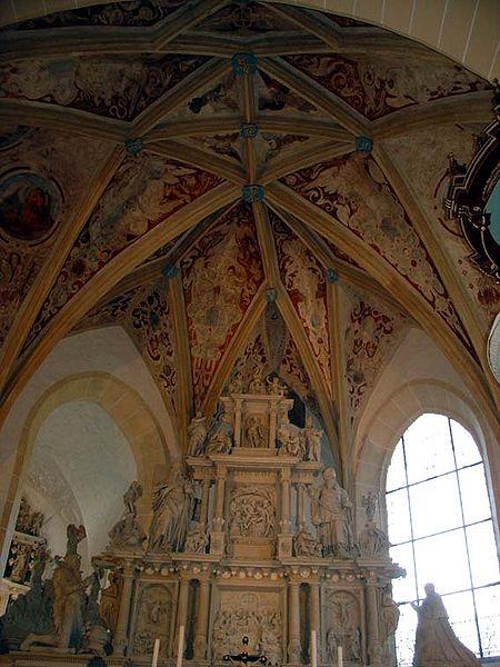 Замок Лауенштайн (нем. Schloss Lauenstein)-Erzgebierge,Sachsen 27675