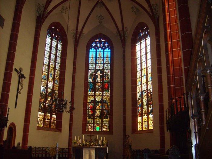Замок Лауенштайн (нем. Schloss Lauenstein)-Erzgebierge,Sachsen 76397