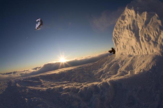 Великий и ужасный Шон Уайт.  Бэкхем сноуборда не заметил соперников на Олимпиаде.