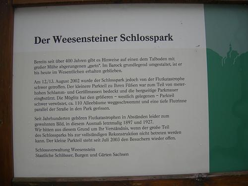 Замок Везенштайн (нем. Schloss Weesenstein) 12285