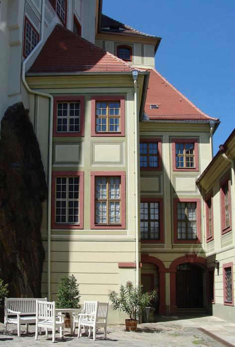 Замок Везенштайн (нем. Schloss Weesenstein) 92622