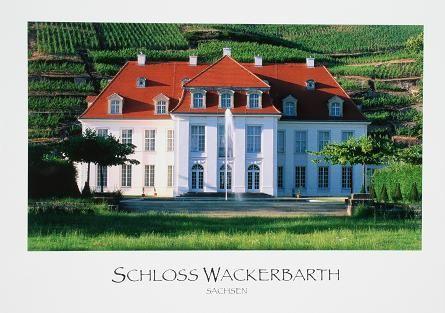 Замок Вакербарт (нем. Schloss Wackerbarth) 19421