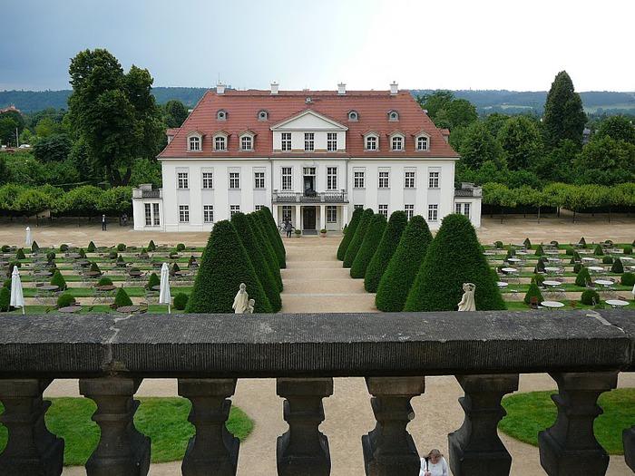 Замок Вакербарт (нем. Schloss Wackerbarth) 57294