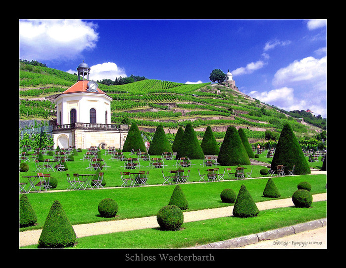 Замок Вакербарт (нем. Schloss Wackerbarth) 62886
