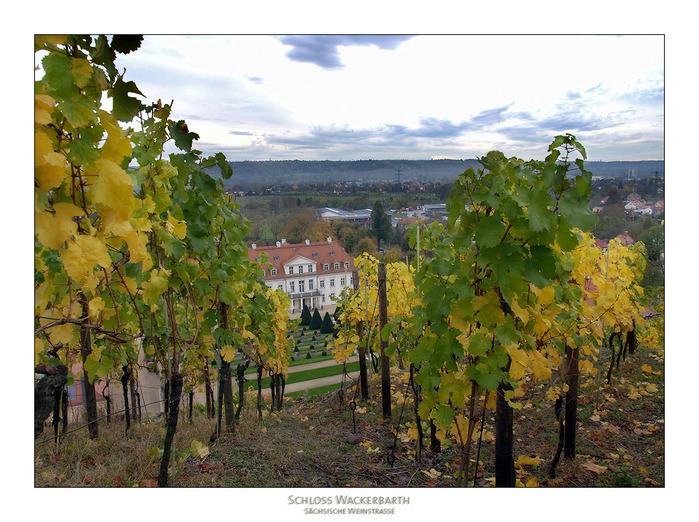 Замок Вакербарт (нем. Schloss Wackerbarth) 28310