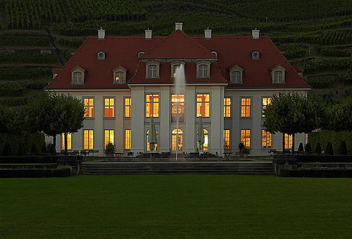 Замок Вакербарт (нем. Schloss Wackerbarth) 61593