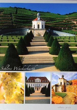 Замок Вакербарт (нем. Schloss Wackerbarth) 79867