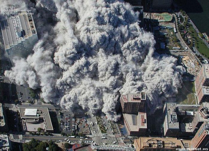 11 сентября в нью-йорке 2