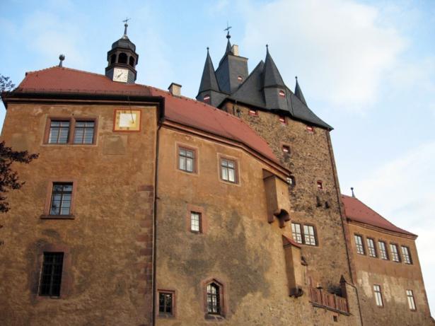 Крепость Крибштайн (нем. Burg Kriebstein) 50382