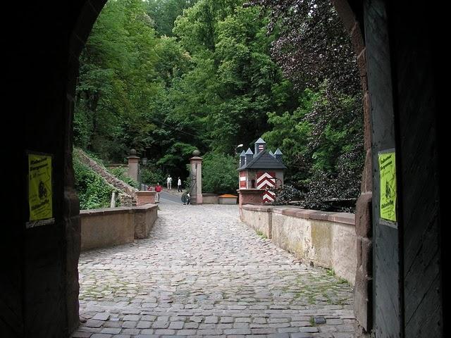 Крепость Крибштайн (нем. Burg Kriebstein) 44145