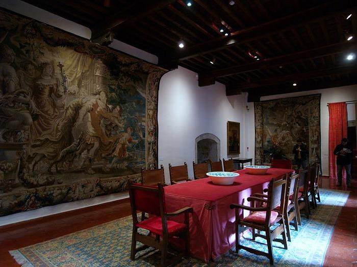 Замок в Мансанарес Эль Реал 52511
