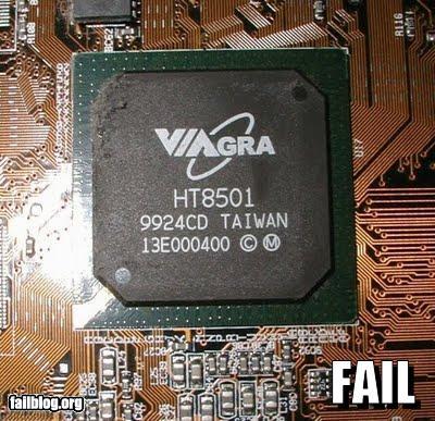 процессор виагра via gra