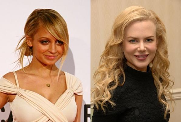 Одна грудь, две женщины. Или две груди, одна женщина