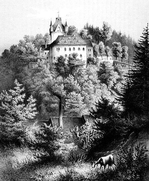 Das Schloss Kuckuckstein 78180