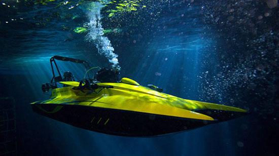 Супер лодка - Scubacraft
