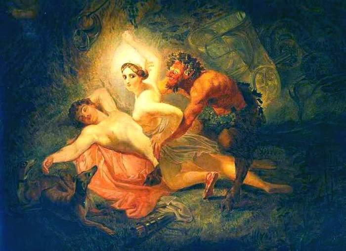 Диана, в Древнем Риме - богиня