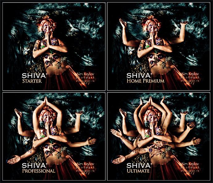 Shiva® Editions