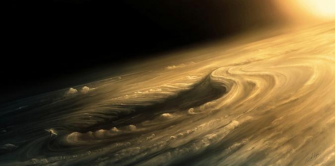 Заглядываем в глубины Солнечной системы с проектом Experience The Planets