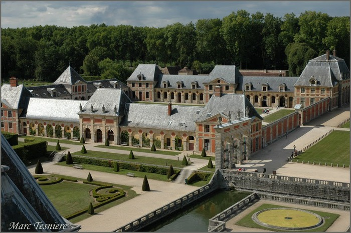 Во Ле Виконт-Vaux le Vicomte 34510
