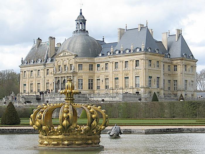 Во Ле Виконт-Vaux le Vicomte 97639