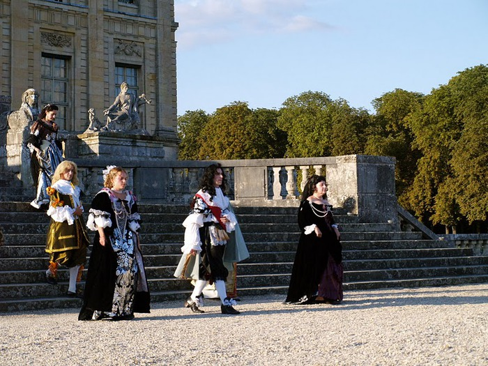 Во Ле Виконт-Vaux le Vicomte 82895