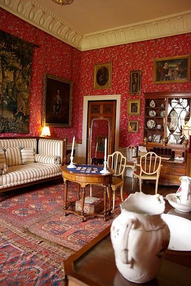 Замок Ховард близ Йорка (Великобритания) 63844