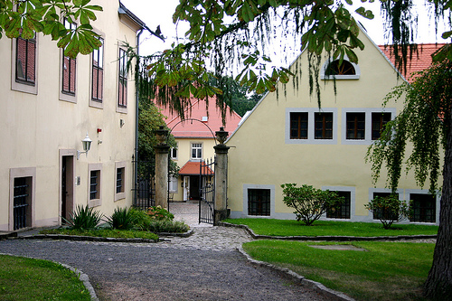 Замок Бургк (нем. Schloss Burgk) 18648