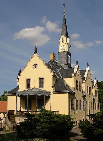 Замок Бургк (нем. Schloss Burgk) 21513