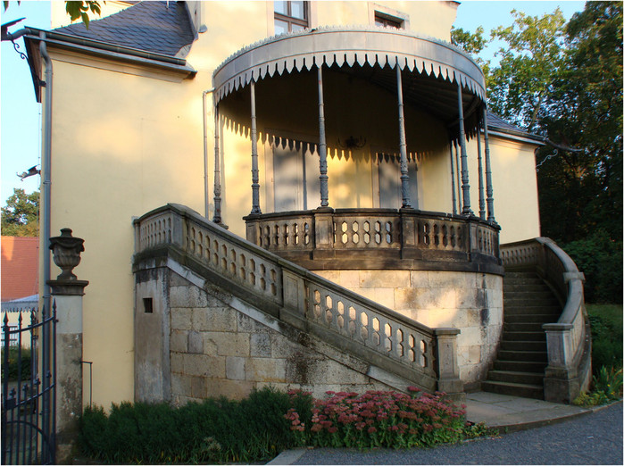 Замок Бургк (нем. Schloss Burgk) 13436