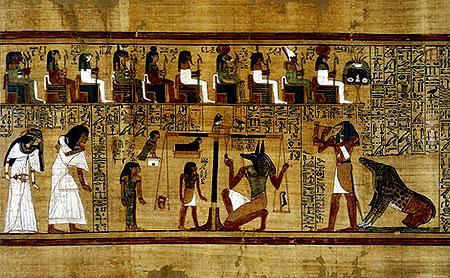Египетская Книга Мертвых 1/2 : египет