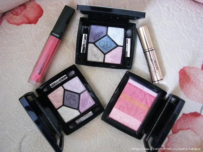 Для весеннего макияжа