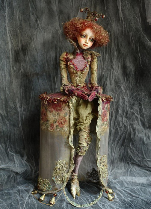 Кукольницы