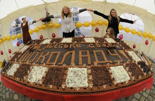 шоколадний торт Львів 2008 (500x327, 101 Kb)
