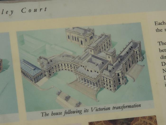 Усадьба Уитли Коурт (Witley Court) 41259