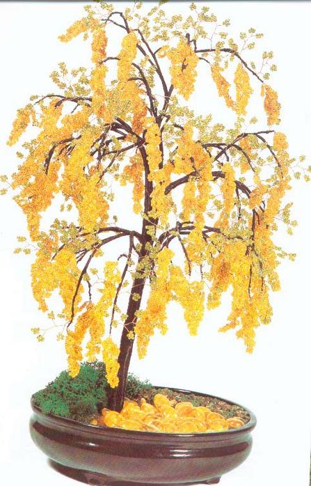 bead bonsai patterns
