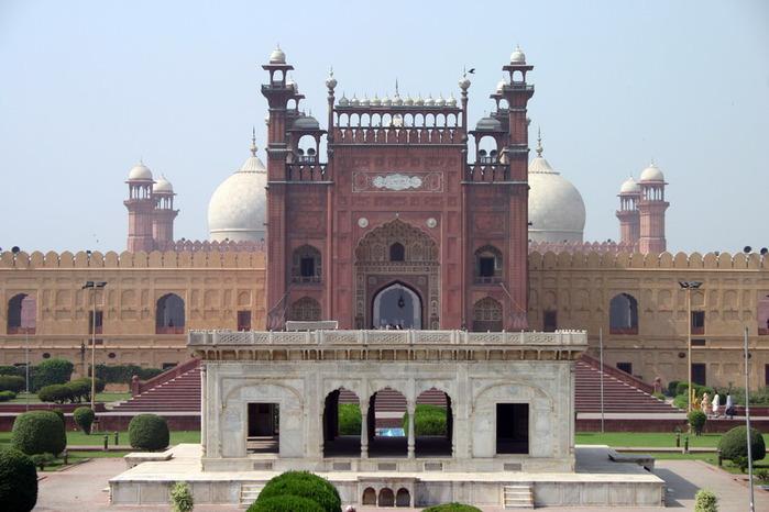 Мечеть Бадшахи (Badshahi Mosque) Лахор, Пакистан 69973