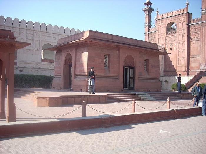 Мечеть Бадшахи (Badshahi Mosque) Лахор, Пакистан 60743