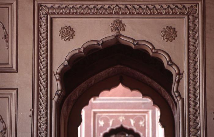 Мечеть Бадшахи (Badshahi Mosque) Лахор, Пакистан 79621