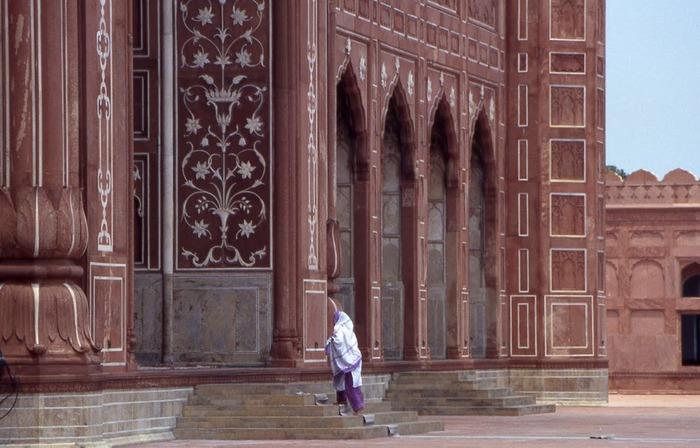Мечеть Бадшахи (Badshahi Mosque) Лахор, Пакистан 87566