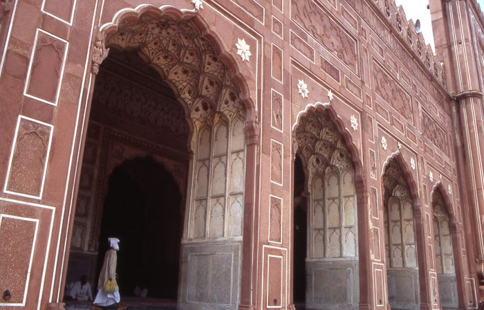 Мечеть Бадшахи (Badshahi Mosque) Лахор, Пакистан 83283