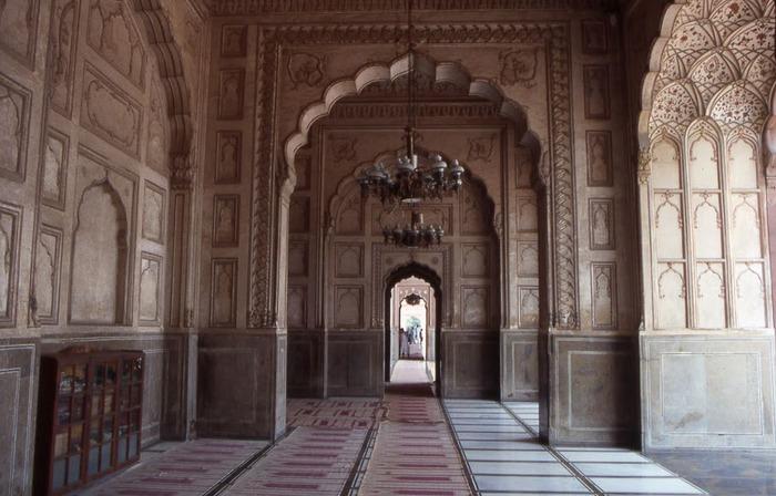 Мечеть Бадшахи (Badshahi Mosque) Лахор, Пакистан 34621