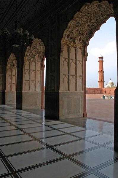 Мечеть Бадшахи (Badshahi Mosque) Лахор, Пакистан 45426