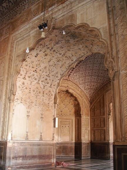 Мечеть Бадшахи (Badshahi Mosque) Лахор, Пакистан 50802
