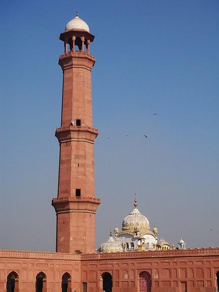 Мечеть Бадшахи (Badshahi Mosque) Лахор, Пакистан 28431