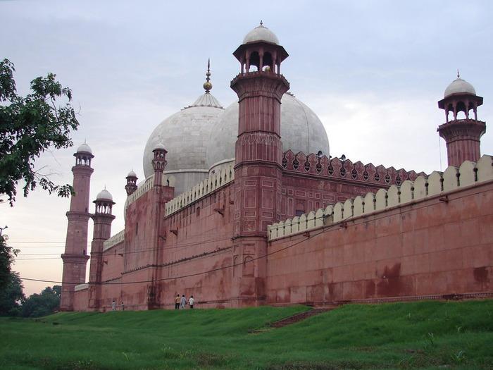 Мечеть Бадшахи (Badshahi Mosque) Лахор, Пакистан 36862