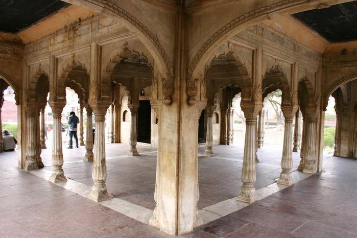 Мечеть Бадшахи (Badshahi Mosque) Лахор, Пакистан 47660