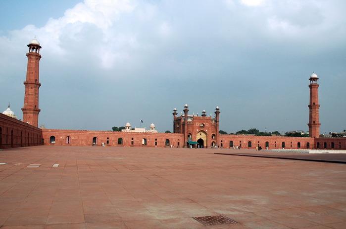 Мечеть Бадшахи (Badshahi Mosque) Лахор, Пакистан 29246